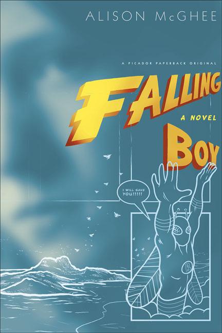 falling boy