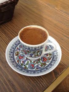 Istanbul, Turkish coffee