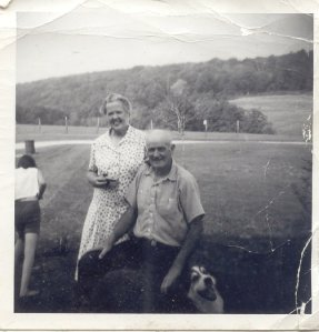 Granny and Grampa, McGhee Hill